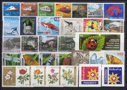 1778-1819 Schweiz-Jahrgang 2002 Komplett, Postfrisch - Zwitserland