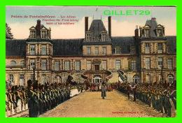 MILITARIA - LES ADIEUX DE NAPOLÉON - PALAIS DE FONTAINEBLEAU - COLLECTION ARTISTIQUE, L. M. -  L. MÉNARD - - Personnages