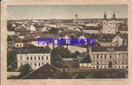 87252 ROMANIA ARAD GENERAL VIEW ORASULUI POSTAL POSTCARD - Romania