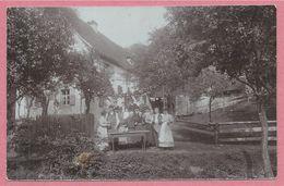 68 - Valleée De MUNSTER - ESCHBACH Au VAL - Carte Photo - Wasserleitungsfest 1908 - Wirtschaft MATTER - Sin Clasificación