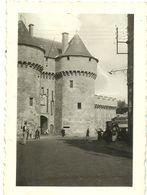 ( GUERANDE  )  (LE CHATEAU  )( 44 LOIRE ATLANTIQUE )( 1937 ) - Lieux