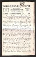 0021 ANTICHI STATI - LOMBARDO VENETO - 1,05 Kreuzer (9-Giornali) Isolato Su Giornale - Fascetta Asportata Con Parte Del  - Timbres