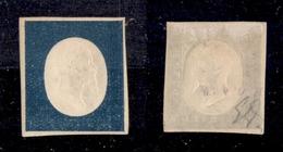 0067 ANTICHI STATI - SARDEGNA - 1854 - Non Emesso - 20 Cent (11) - Nuovo Con Gomma - Diena + Cert. AG (1.250) - Non Classés