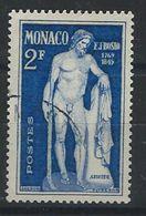 SS--585-. N° 316, OBL. ,  COTE 1.20 € ,  A SAISIR  , Liquidation - Monaco