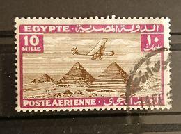 Egypte - 1933 YT PA  -  Oblitéré Poste Aérienne - Poste Aérienne