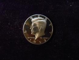 1992-S Proof Kennedy Half Dollar - Émissions Fédérales