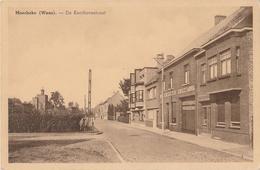 MOERBEKE WAAS De Kerchovestraat - Moerbeke-Waas