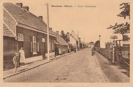 MOERBEKE WAAS Korte Damstraat - Moerbeke-Waas