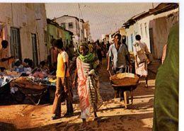 Republique De DJIBOUTI Rue Des Mouches - Djibouti