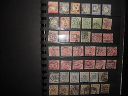 Collection , Allemagne Lot De 300 Timbres Obliteres Anciens - Stamps