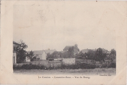 Bm - Cpa Lamazière Basse (Corrèze) - Vue Du Bourg - France