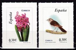 2007,  Spanien, 4236/37, Freimarken: Flora Und Fauna.  MNH ** - 1931-Today: 2nd Rep - ... Juan Carlos I