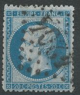 Lot N°40794  Variété/n°22, Oblit GC 4204 Le Viga, Gard (29), Tache Blanche Embriquement NORD EST - 1862 Napoleon III