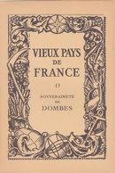 Laboratoires Mariner Vieux Pays De France N°13 Souveraineté De Dombes Carte - Cartes Géographiques