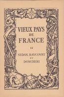 Laboratoires Mariner Vieux Pays De France N°14 Sedan Raucourt Et Doncheri Carte - Cartes Géographiques