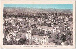 89. AUXERRE. Vue Générale. Le Lycée De Jeunes Filles. 54 - Auxerre