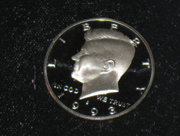 1993-S Proof Kennedy Half Dollar - Federal Issues