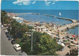 V1813 Cupramarittima (Ascoli Piceno) - Spiaggia E Porticciolo - Panorama - Auto Cars Voitures / Viaggiata 1978 - Italia