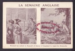 P225 - La Semaine Anglaise - Humour - Humour
