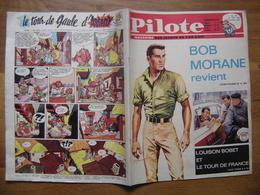 1963 PILOTE 192 Pilotorama CHICHEN ITZA VILLE MAYAS Bob Morane Louison Bobet - Pilote