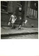 Les Petits Enfants à Choisy Le Roi (94) Par Doisneau (1944) - Doisneau