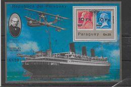 Hoja Bloque De Paraguay Nº Yvert HB-342 (**). - Paraguay