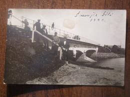 1930  ESTONIA, SUUREJÕE BRIDGE, PHOTO - Estonia