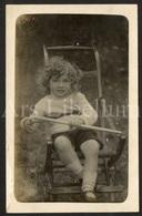 Photo Ancien / Foto / Photograph / Unused / Boy / Garçon / Photographer / England - Photographie