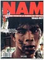 NAM N°  2 Guerre Viet Nam  Les Tunnels , Sauter LZ , Feu Dans Le Ciel , Mitrailleuse M 60 , Militaria - Magazines & Papers
