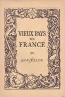 Laboratoires Mariner Vieux Pays De France N°30 Roussillon Carte - Cartes Géographiques