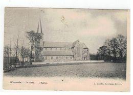 Westmalle. - De Kerk - L'Eglise  1908 - Malle