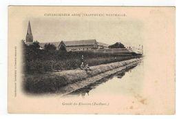 Westmalle. - Cistercienzer Abdij (Trappisten) Gezicht Des Kloosters (Zuidkant) - Malle