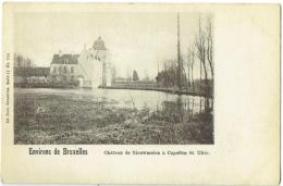 Environs De Bruxelles. Capellen St.Ulric. Château De Nieuwmolen. Nels. - Belgique