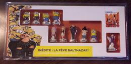 Coffret Collector De 10 Feves Moi Moche Et Mechant 3 - Cartoons
