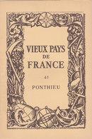 Laboratoires Mariner Vieux Pays De France N°41 Ponthieu Carte - Cartes Géographiques
