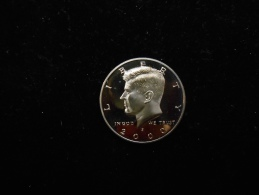 2000-S Proof Kennedy Half Dollar - Émissions Fédérales