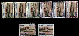 (017) Eritrea  History / Gelalo / Geschichte ** / Mnh  Michel 356-363 - Eritrea