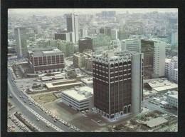 Saudi Arabia Picture Postcard Aerial View Of Jeddah View Card - Saudi Arabia