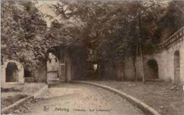 ANTOING - Château - Les Crêneaux - Edition Guilmain Et Co., Antoing - Antoing