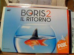 PROMOCARD N° 7966 SKY FOX BORIS 2 IL RITORNO N2007 GN21783 - Serie Televisive