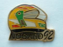 PIN'S F1 - NOGARO 92 - F1