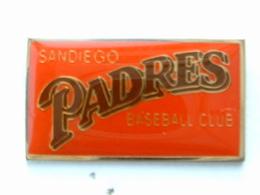 PIN'S BASEBALL - SANDIEGO PADRES - Baseball
