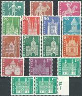 SCHWEIZ 1960 Mi-Nr. Freimarken LOT 18 Sfr ** MNH - Suisse