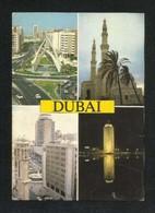 United Arab Emirates UAE 4 Scene Picture Postcard Dubai  View Card - Dubai