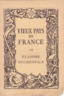 Laboratoires Mariner Vieux Pays De France N°48 Flandre Occidentale Carte - Cartes Géographiques