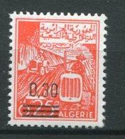 6053  ALGERIE   N° 459** 30c  Sur 25c Rouge : Timbre De 1964 (n°393) Surchargé    1967 - Argelia (1962-...)