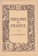 Laboratoires Mariner Vieux Pays De France N°49 Le Comminges Carte - Cartes Géographiques