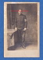 CPA Photo - Camp à Situer - Portrait Du Soldat Prisonnier Abel BARAY De ONNAING Prés VALENCIENNES - Militares