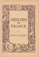 Laboratoires Mariner Vieux Pays De France N°53 Pays De Nantes Carte Loire Atlantique - Cartes Géographiques