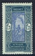 Dahomey (French Colony), Palmtree, 1f.75, 1927, MH VF - Dahomey (1899-1944)